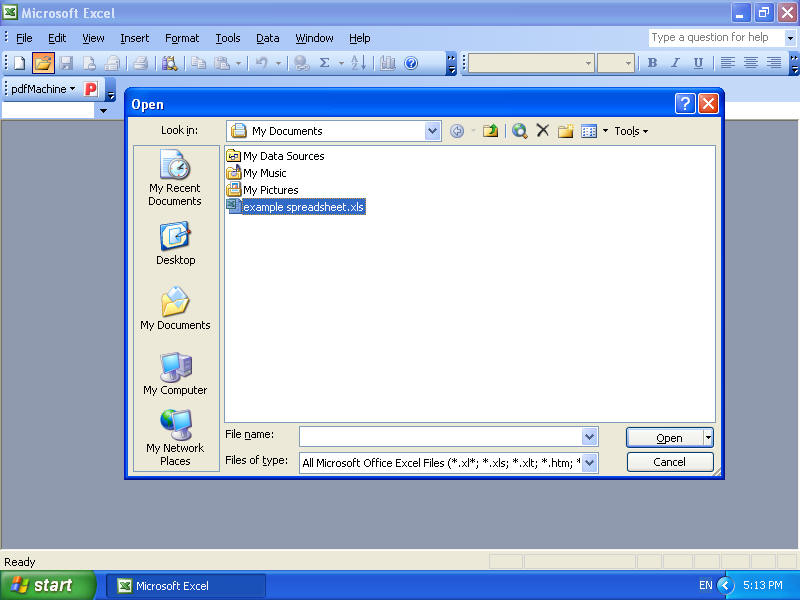 how to convert excel to pdf free download