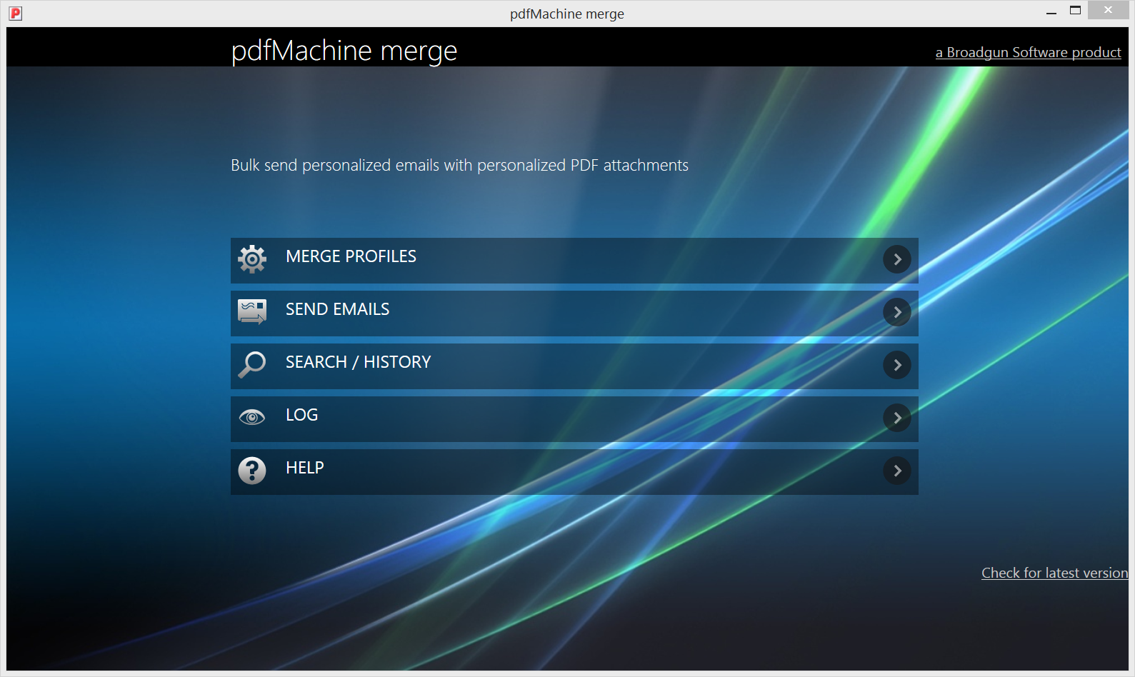 Windows 7 pdfMachine merge 1.0.4496.22439 full