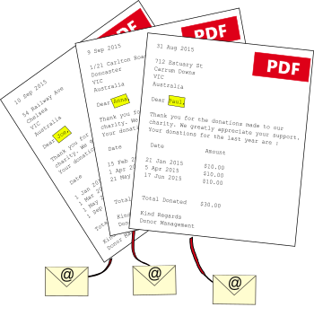 can you data merge a pdf into indesign